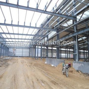 steel structure sandwich panel life steel structure workshop/warehouse
