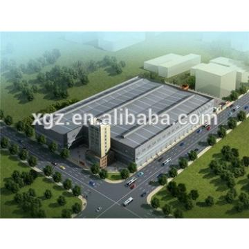 rockwool sandwich panel well welded factory layout building