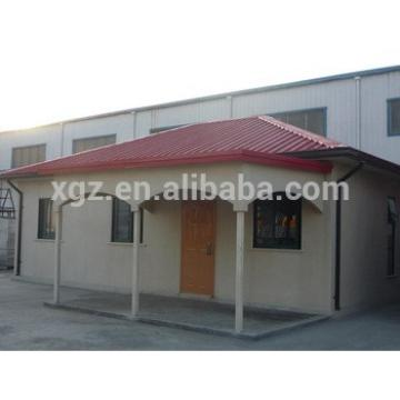 china safety residential prefabricated concrete house