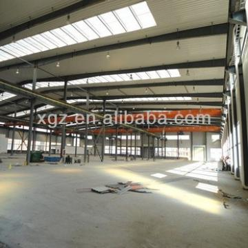 steel frame affordable prefab warehouse workshop
