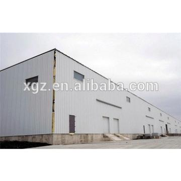 demountable custom made workshop building with overhead crane