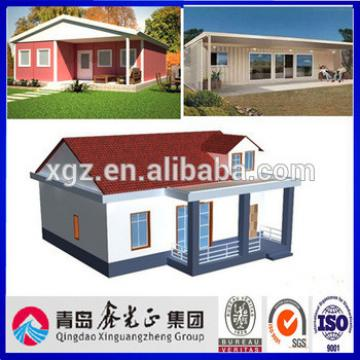 New design China homes prefabricated house for sale