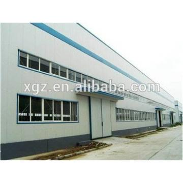 portal customized prefabricated insulated steel workshop