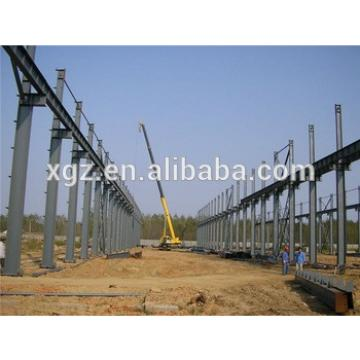 steel frame with mezzanin prefabricated container workshop