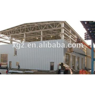 high strength turnkey project ethiopia prefabricated workshop