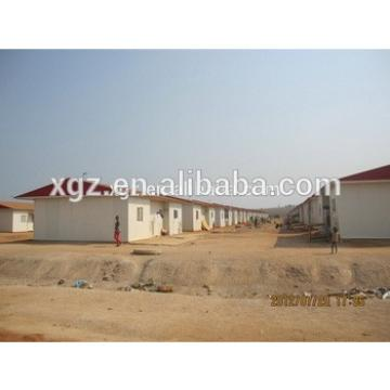 modern assembly light steel low cost prefab warehouse with sandwich panel for sale