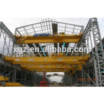 well welded multifunctional light prefab workshop steel structure drawing