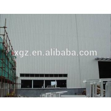 with mezzanin fast erection steel structure factory shed