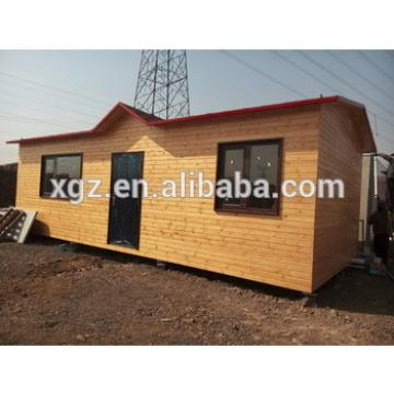2017 permanent living prefabricated houses