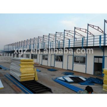 solide durable easy assembly prefabricated house frame