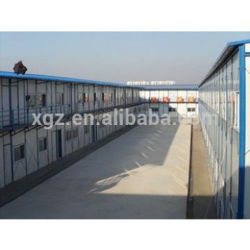 two storey durable prefab temporary labor camp
