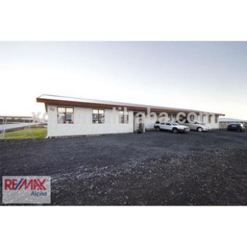 steel villa prefabricated houses