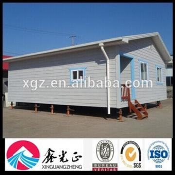 Steel Cabin Prefab House Steel Mobile Home