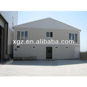Cheap Prefabricated Steel House,with Light Steel Frame and Sandwich Panels