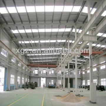 steel space frame roof structure