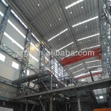 Pre assembled steel structure
