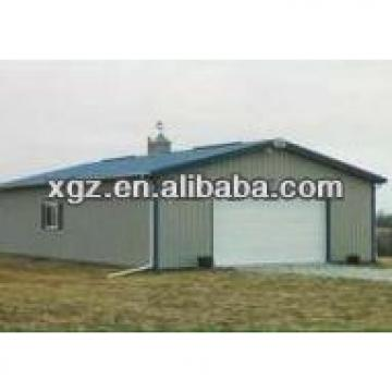 Prefabricated Steel Structure Farm Storage