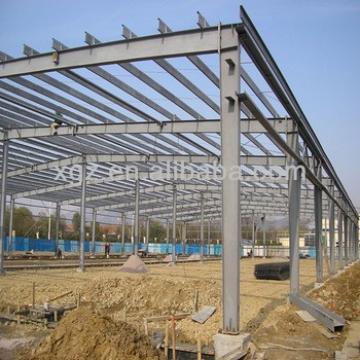 steel frame roof shed