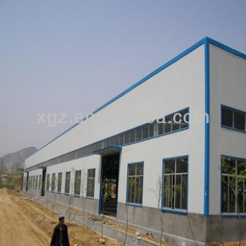 steel building showroom warehouse