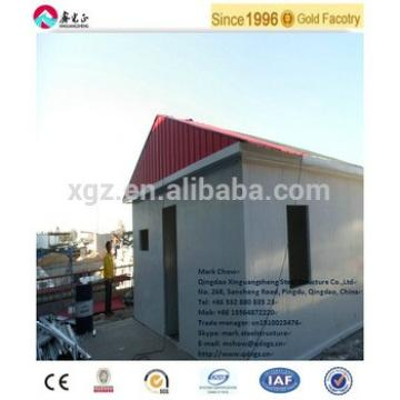 Easy assembly low cost prefabricated building house