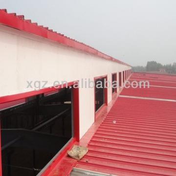 free span warehouse