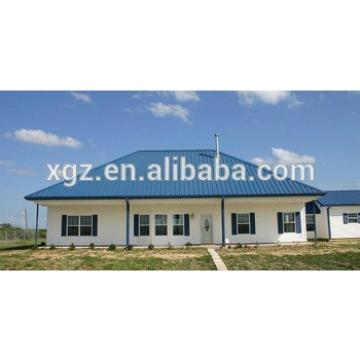 Light Gauge Steel Material prefab house &villa