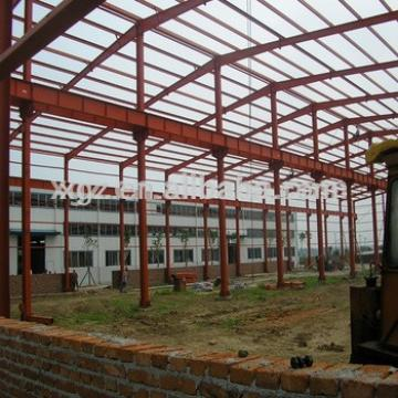 steel construction agricultural warehouse