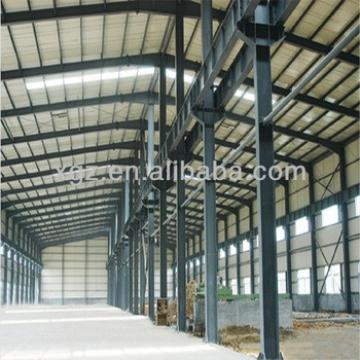 steel structural system of industrial prefabricated buildings