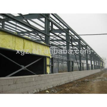 steel structural material for workshop