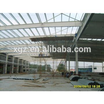 pre engineered galvanized steel workshop sheds buildings