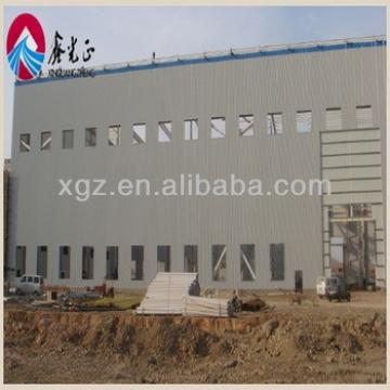 High quality cheap steel food factory