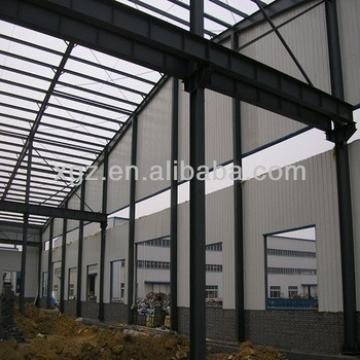 Structural steel fabrication for plant /warehouse