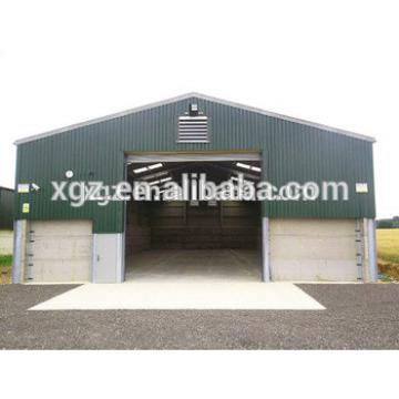 modern best selling metal structure pre assembled storage sheds