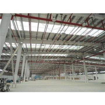 removable light fabrication steel plant