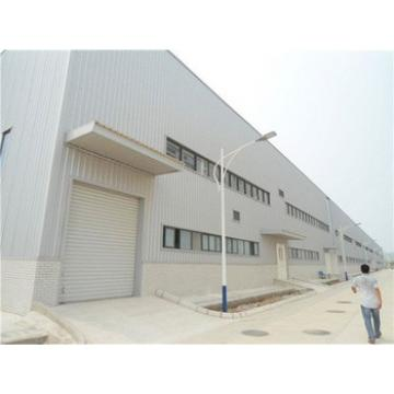 high rise insulated structural steel fabrication portal workshop