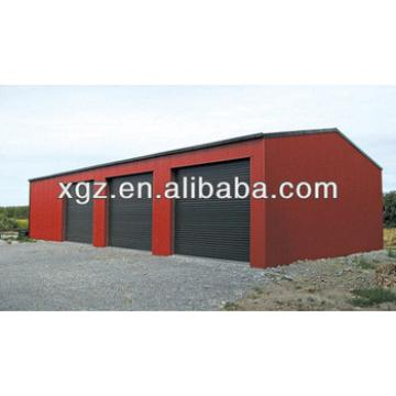 Prefab Metal Structure Building