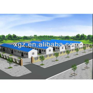 Easy Assembled Prefabricated House For Residents Living