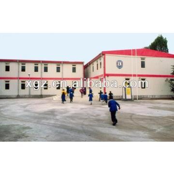 Prefab School Building Project