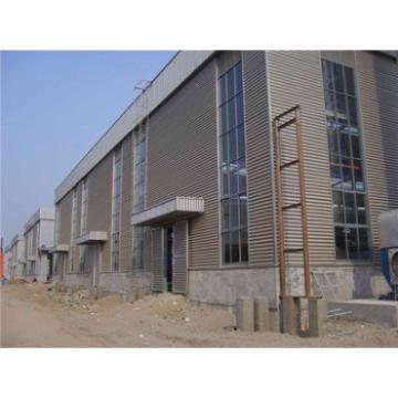 Steel Frame Pre Engineered Prefab Steel Workshop Buildings