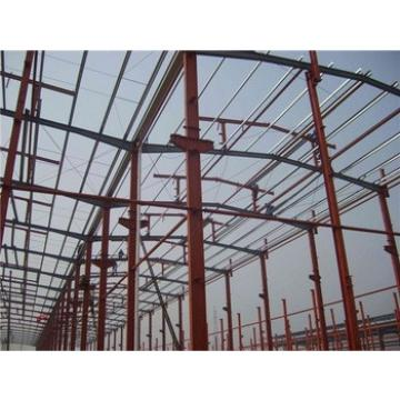 Insulated Sandwich Panel Factory Structure Workshop Light Steel Building