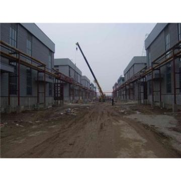 Pre-Made Fast Erection High Rise Workshop Steel Construction Factory Building