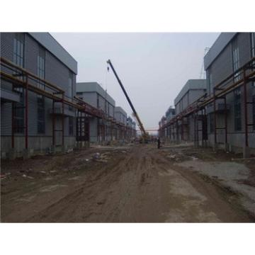 Steel Structure Bolted Connection Prefabricated Factory Workshop Steel Building