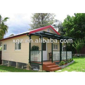 Movable Light Steel Living House