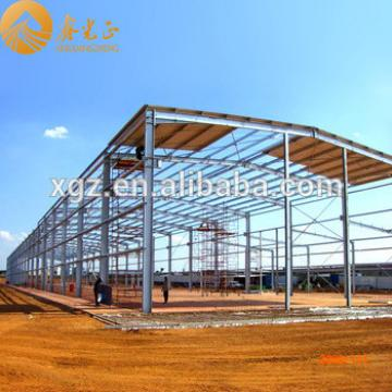Prefabricated Large Span Building/Warehouse/Workshop