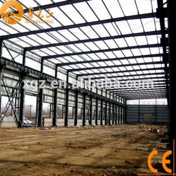 Pre-engineering Economic Prefab Warehouse For Sale