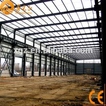 Pre-engineering Economic Prefab Warehouse For Sale