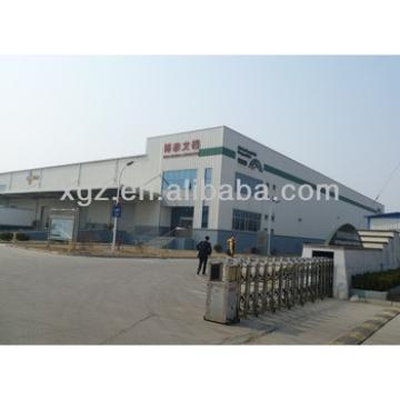 light steel structure house for building/workshop/warehouse