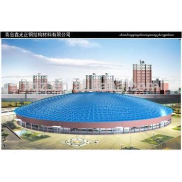 gym steel structure