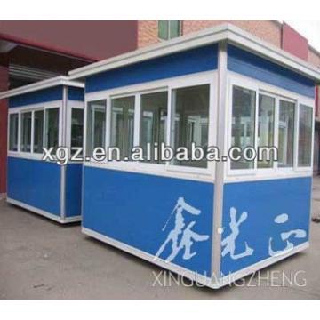 Movable House Kiosk