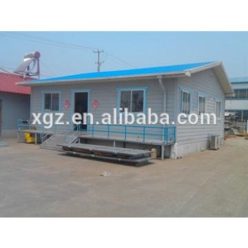 China quality prefabricated light structural steel house for sale